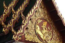 Free Traditional Thai Style Stock Photos - 13974693