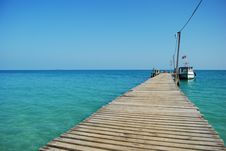 Free Harbor At Koh Samet Stock Photography - 13975652