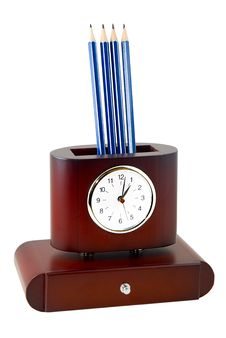 Free The Clock Stock Photo - 13975690