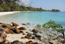 Free Ao Wai Beach Royalty Free Stock Photography - 13975777