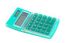 Free Calculator Stock Photography - 13975802