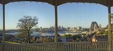 Summer House In Sydney Stock Photo