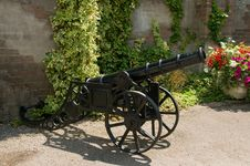 Free Old Cannon Stock Images - 13975944