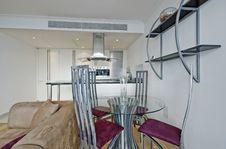 Free Open Plan Apartment Royalty Free Stock Photo - 13976955