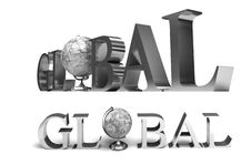 Word Global Stock Photos