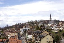 Free Town In Swiss Royalty Free Stock Photo - 13978805