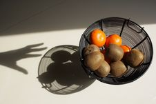 Free Fruit Bowl Stock Image - 13979121
