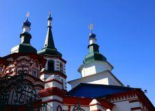 Free Church Stock Image - 13979561