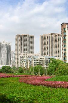 Free Urban Landscape Stock Photography - 13979582