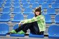 Free Girl Listening Music Stock Photo - 13986550