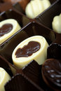Free Delicious Background Of Swiss Dark Chocolates Royalty Free Stock Photos - 13987218