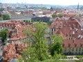 Free Czechia. Prague. Hradcany. Panorama Royalty Free Stock Image - 13987316
