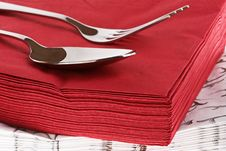 Free Spoon And Fork Stock Photos - 13980573