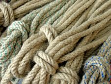 Free Rope Royalty Free Stock Image - 13980896