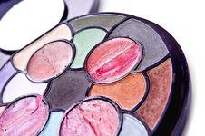 Free Used Eyeshadows Stock Photo - 13980980