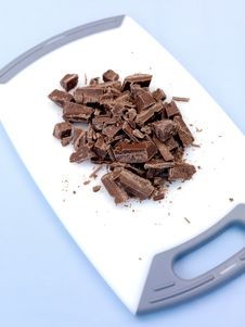 Free Cooking Chocolate Royalty Free Stock Image - 13981146