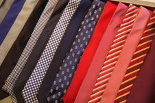 Free Neckties Stock Images - 13981164