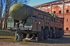 Soviet Rocket Launcher Stock Photos