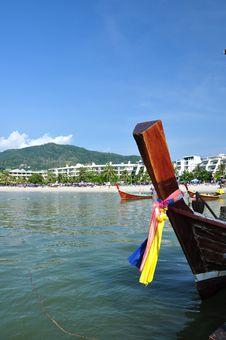 Free ิฺPatong Beach Phuket Thailand Royalty Free Stock Photos - 13981668