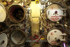 Free Russian Submarine (torpedoes) Stock Images - 13982014
