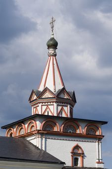 Free Detail Of Russian Church Royalty Free Stock Photography - 13982147