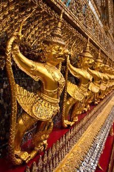 Free Garuda Of Thailand Stock Image - 13982221