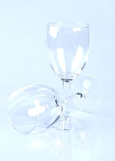 Free Wine Glasses Royalty Free Stock Images - 13982539