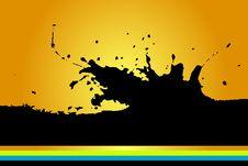 Free Drops-splash Stock Image - 13982591