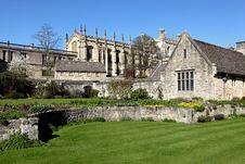 Free Oxford Royalty Free Stock Photos - 13982598
