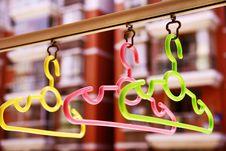 Free Hangers Royalty Free Stock Image - 13982876
