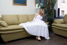 Wedding Waiting Stock Photos