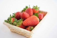 Free Fresh Strawberries Stock Image - 13983481