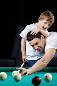 Free The Father And The Son Royalty Free Stock Images - 13983969