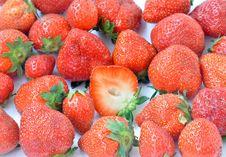 Free Strawberry Royalty Free Stock Image - 13984206