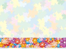 Free Floral Background Stock Images - 13984574