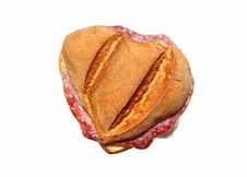 Free Love Sandwich Stock Photography - 13984782
