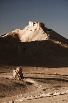Free Ruins In Palmyra Stock Image - 13986541
