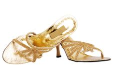 Free Ladies Fashion Shoes Royalty Free Stock Photo - 13986835