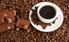 Free Coffee Royalty Free Stock Image - 13987336