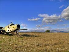 Free Aeroplane Stock Image - 13987441