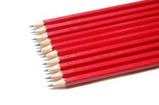 Free Red  Pencil Stock Images - 13987584