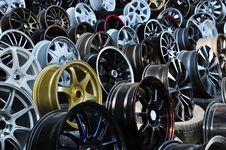 Free Wheel Shop Stock Photo - 13987680