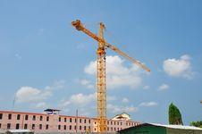 Free Big Crane Stock Photo - 13987740