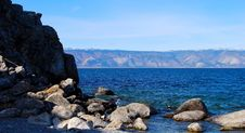 Free Lake Baikal Stock Image - 13987741