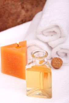Aromatherapy Objects Royalty Free Stock Images