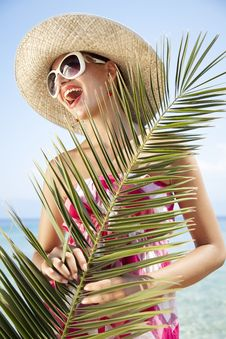 Free Tropical Holiday Royalty Free Stock Photo - 13987915