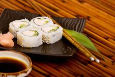 Free California Rolls Stock Photo - 13988100