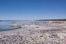 Free Mono Lake Royalty Free Stock Image - 13988406