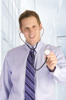 Free Doctor Stock Photo - 13988760