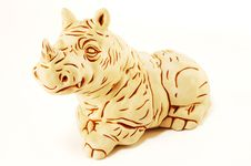 Free Unicorn Figurine Royalty Free Stock Photo - 13989945